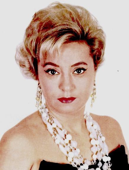 Isaurinha cantora