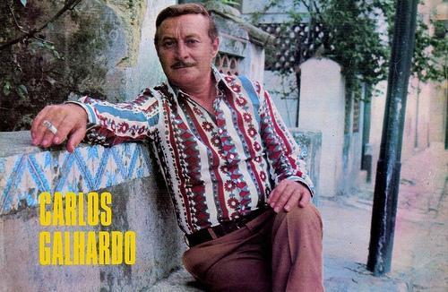 Carlos Galhardo cantor que dispensa adjetivos