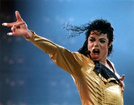 cantor Michael Jackson