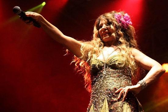 Elba canta Gonzaga
