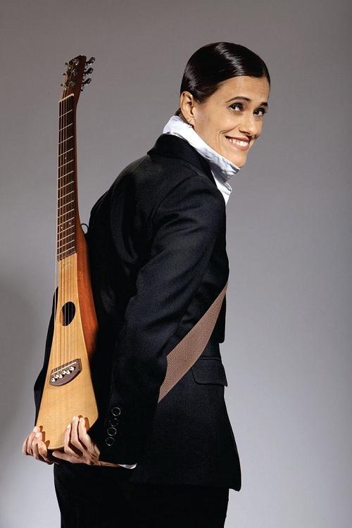 Zélia Duncan canta Luiz Tatit