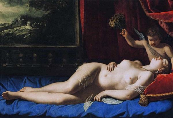 Artemisia-Gentileschi