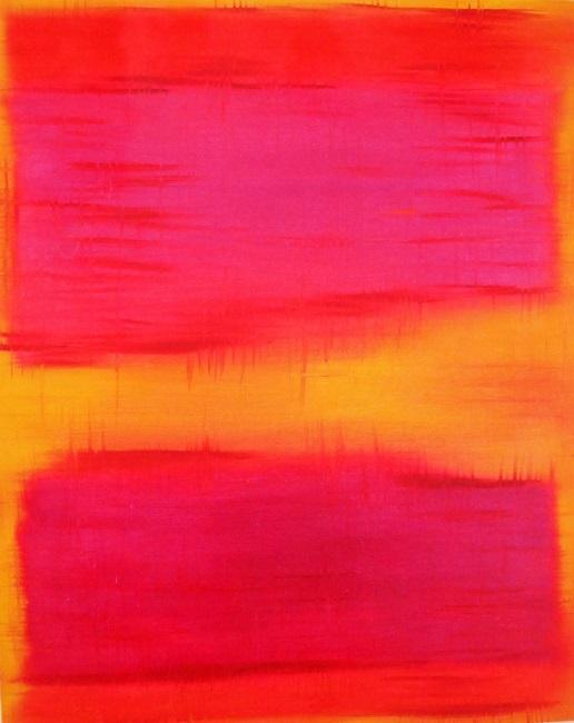 First Rothko ..no glaze
