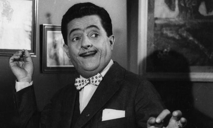 ze-trindade Oito dos Grandes Comediantes Brasileiros