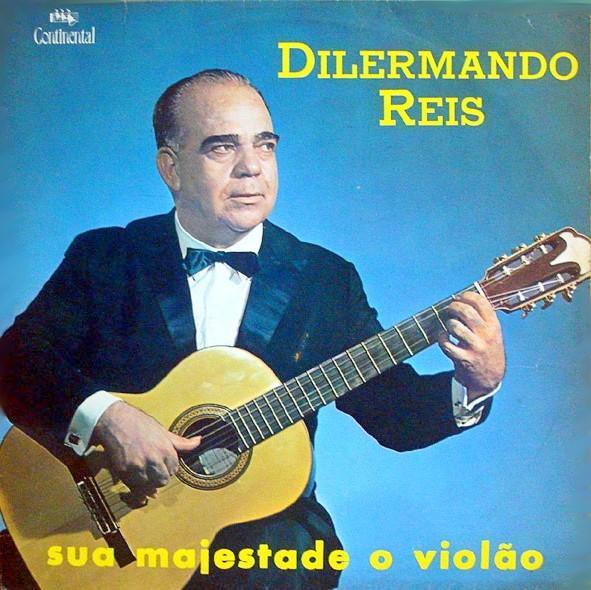 DILERMANDO REIS-SUA MAJESTADE O VIOLAO-1965-CAPA