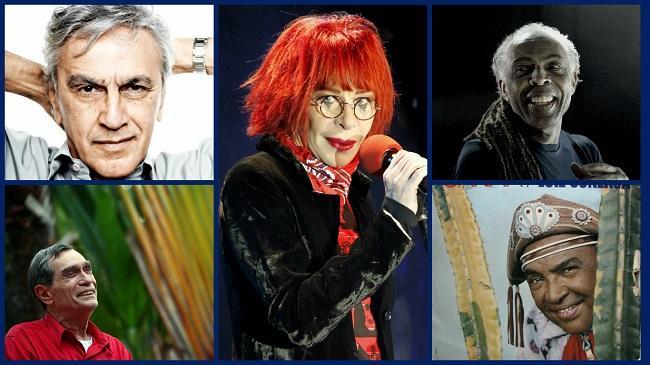 Caetano, Mautner, Rita Lee, Gil e Luiz Gonzagão compuseram músicas sobre pais