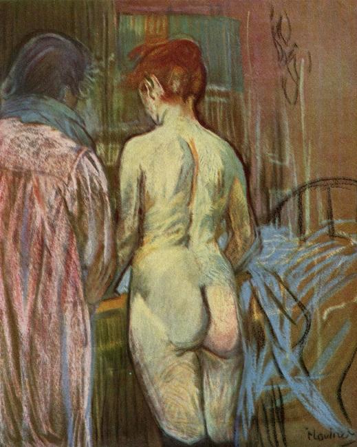 Toulouse-Lautrec pintou a vida noturna dos cabarés parisienses