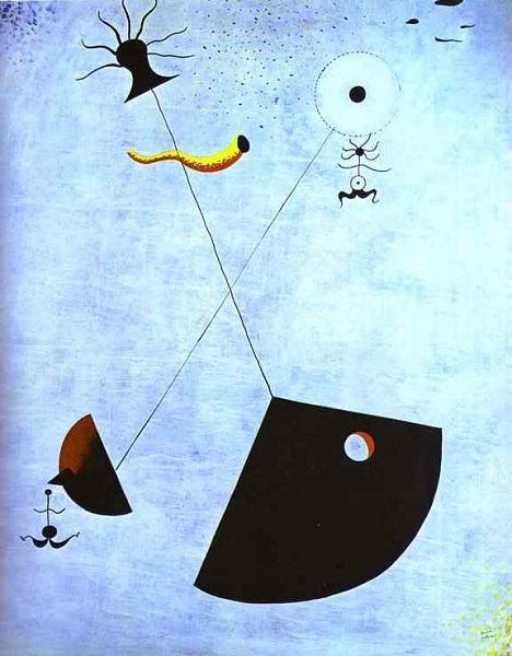 Miró buscou volta à pureza com sua arte