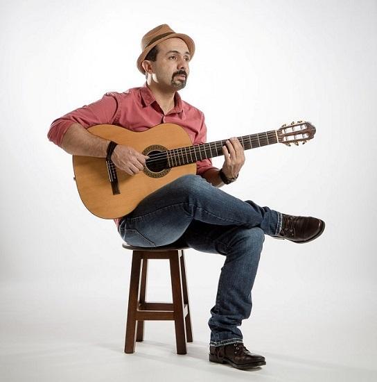 Marangê traz músicas de autoria de Aldo Barreto