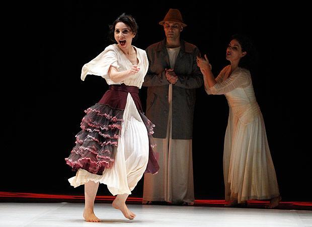 Isadora Duncan revolucionou a dança
