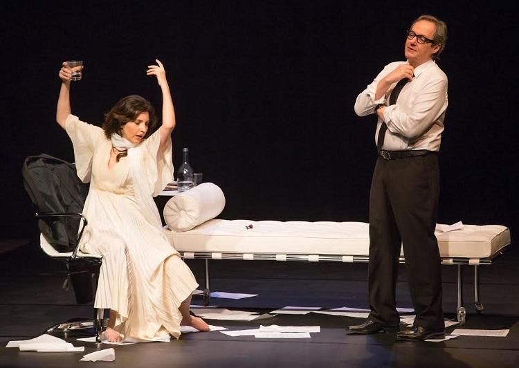 Peça teatral conta a vida de Isadora Duncan
