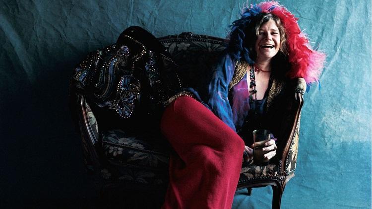 Janis Joplin foi símbolo de rebeldia na década de 1960