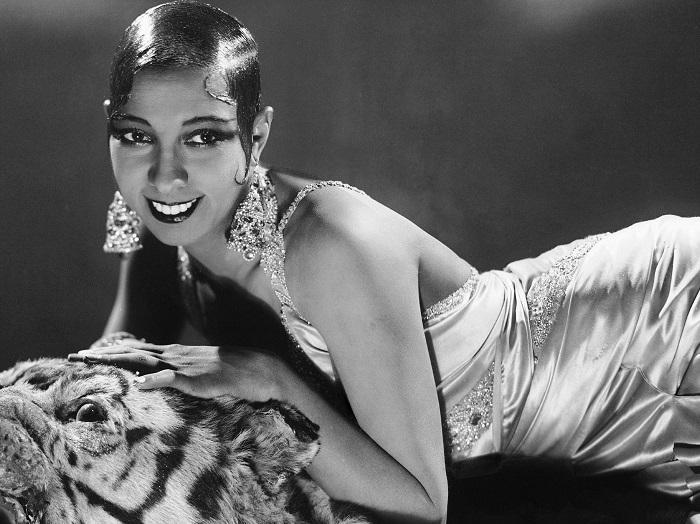 Josephine Baker foi símbolo de exotismo e popularidade