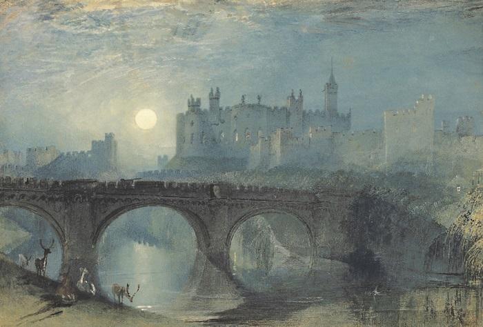 William Turner foi um dos pintores mais controversos de seu período