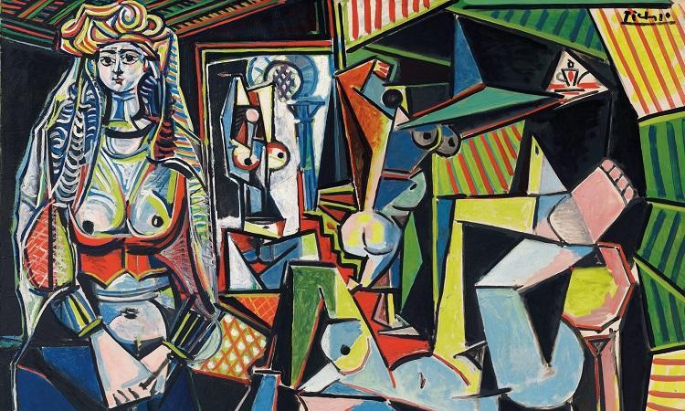 Pintura revela genialidade de Pablo Picasso