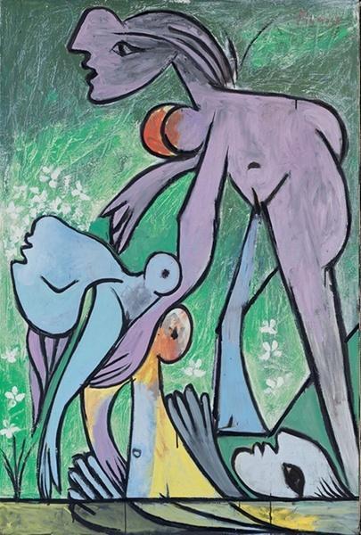 Picasso é considerado o maior pintor da história