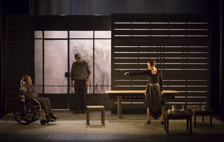Espetáculo é protagonizado por Christiane Antuña, Gustavo Werneck e Nivaldo Pedrosa