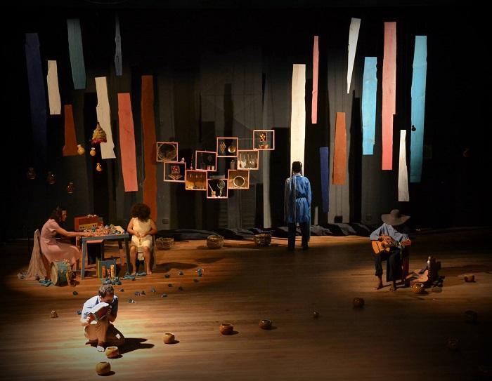 Rioadentro explora a magia da obra de Guimarães Rosa