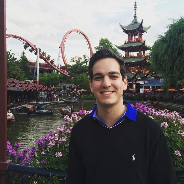 Daniel Melo é um dos selecionados para o MIT 2017