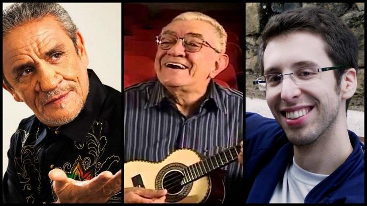 """""""Paraibeiro"""", de Zé Ramalho, Waldir Silva e Raphael Vidigal"""