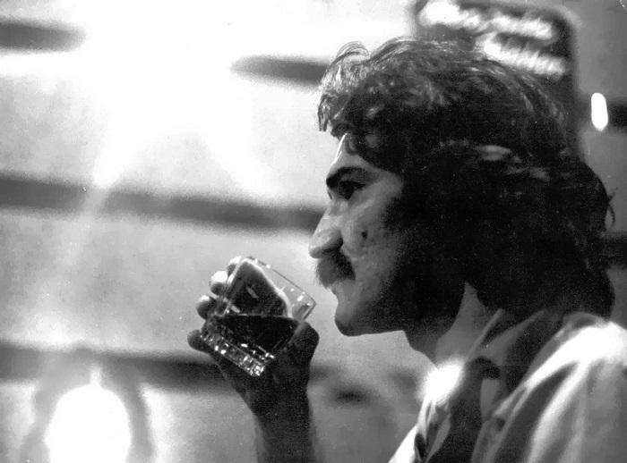 Músico apareceu na década de 70