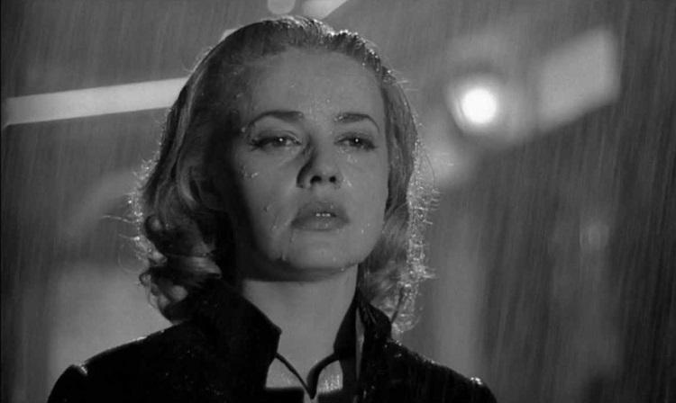 Jeanne Moreau atriz de cinema francesa