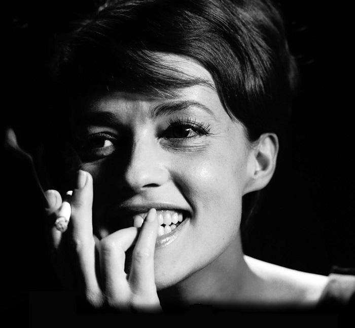 Atriz francesa Jeanne Moreau