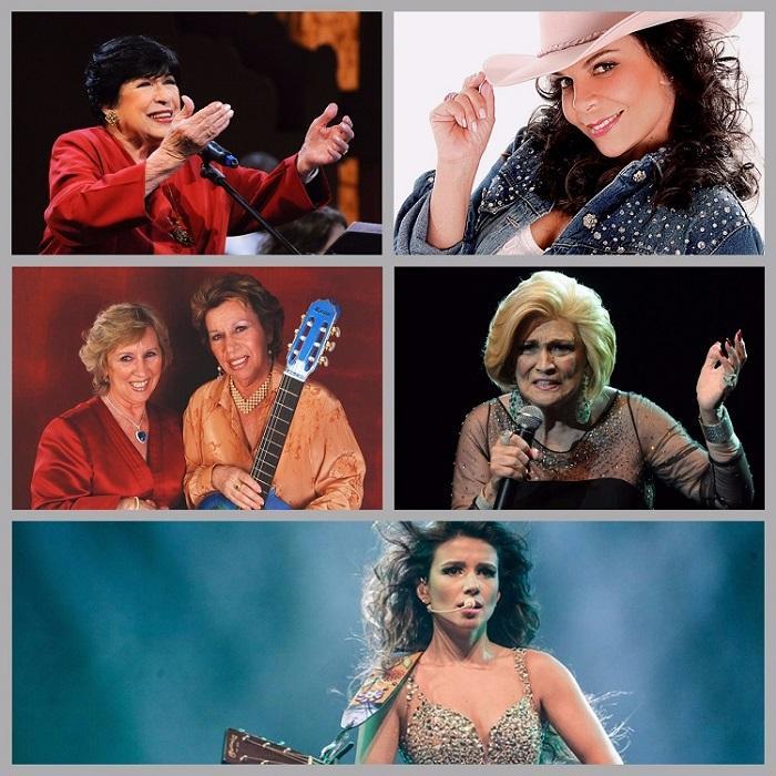 Mulheres na música sertaneja