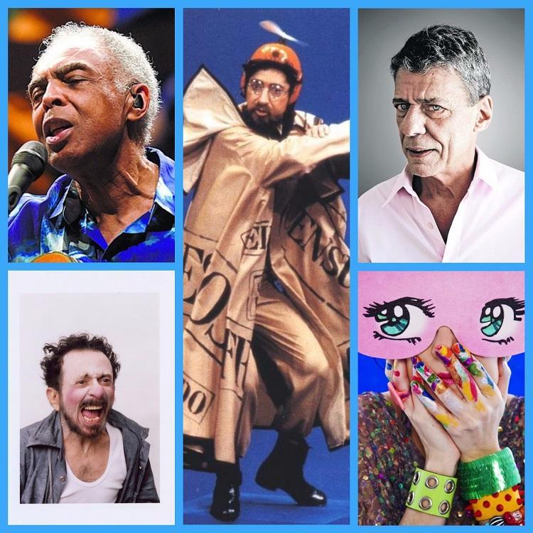 Música brasileira feita para criança