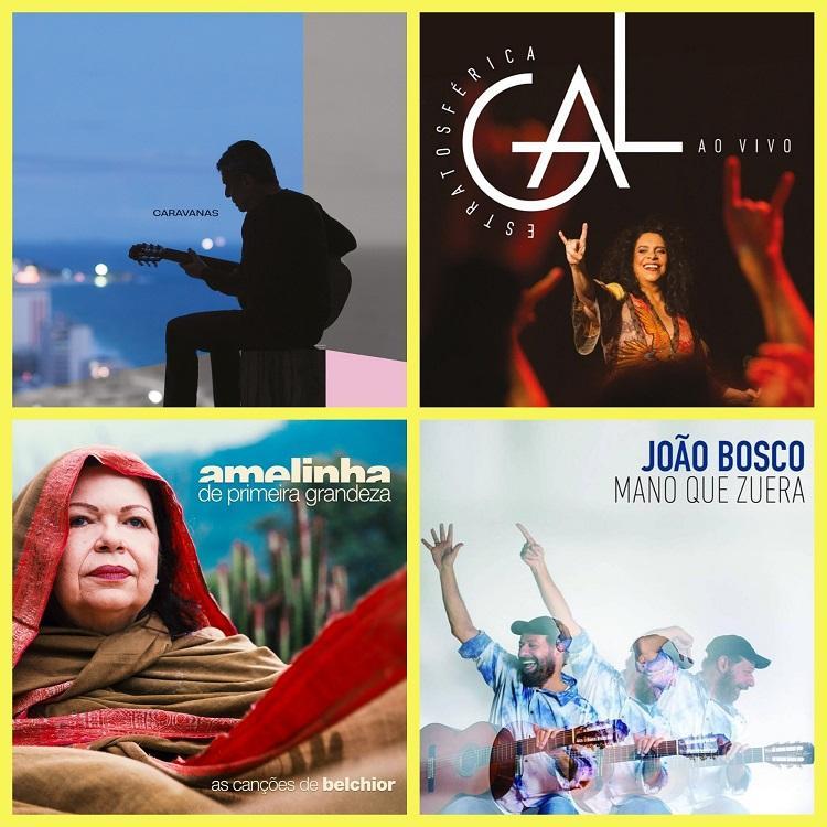 Melhores discos brasileiros