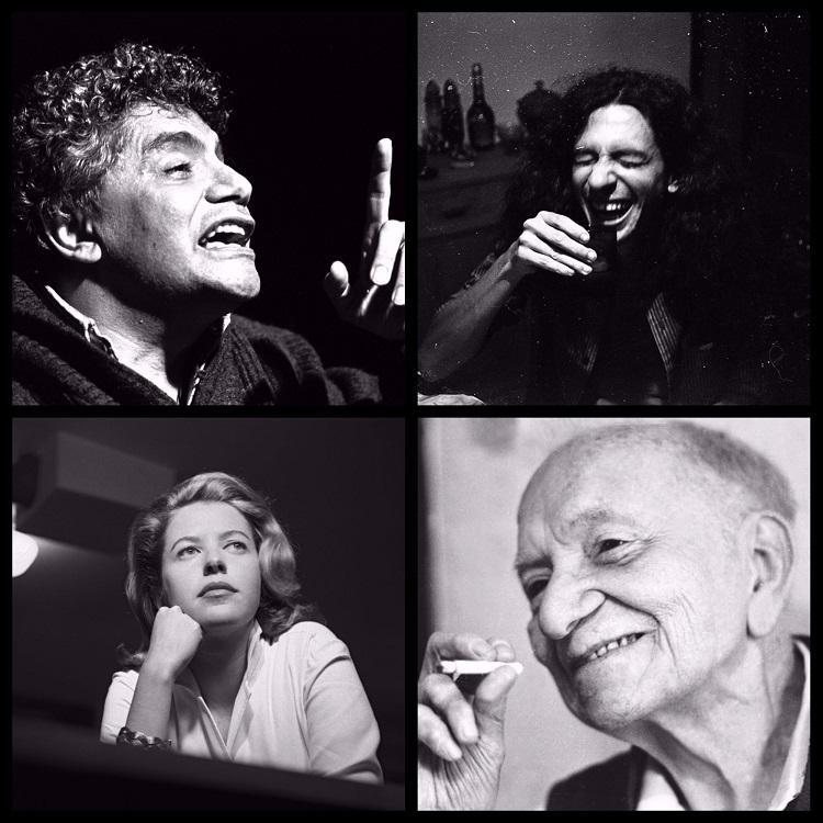 Poetas que viraram disco no Brasil