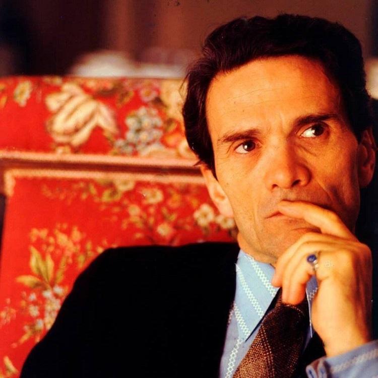 Pasolini filmou Pocilga em 69