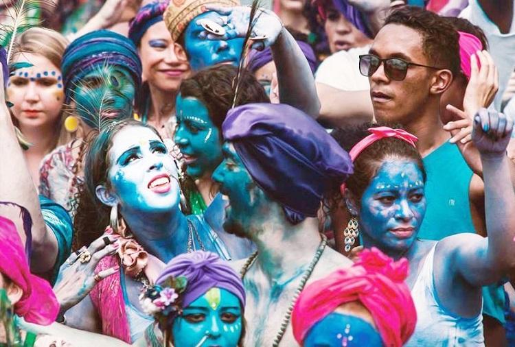 carnaval de rua em bh