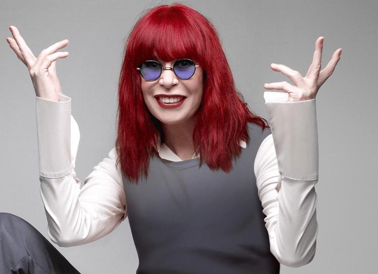 Rita Lee é mulher que mais vendeu discos no Brasil