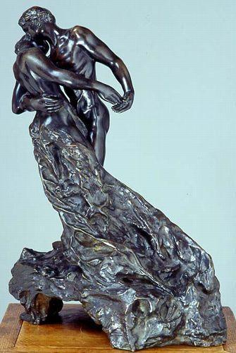 Escultura Valsa