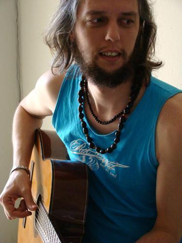 músico catarinense