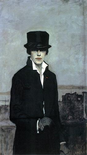 Pintura Romaine Brooks
