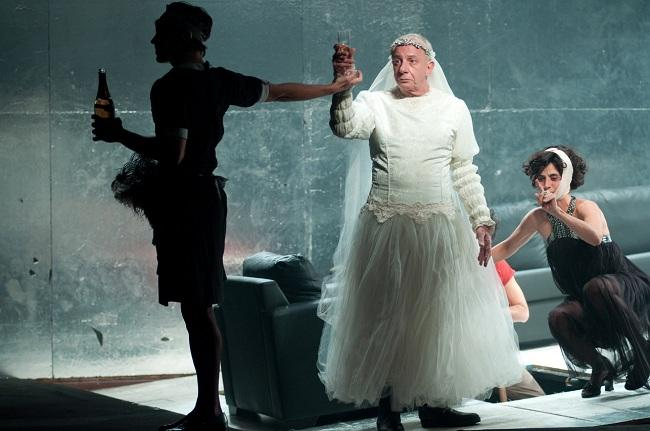 Teatro com Marco Nanini