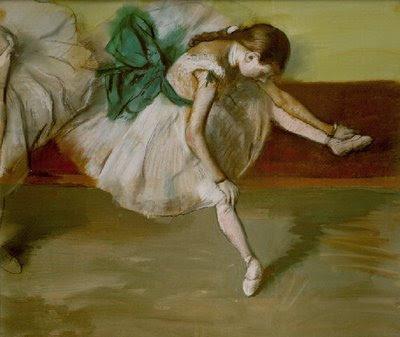 Pintura Bailarina