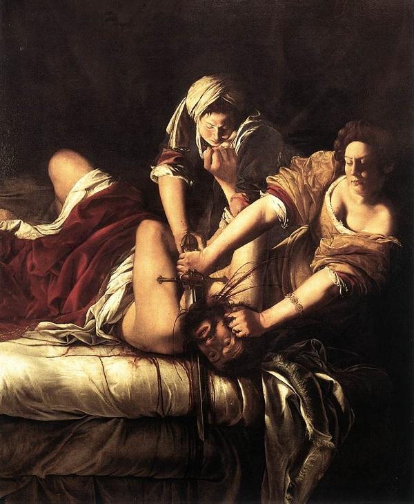 Artemisia-Pintura