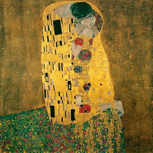 Gustav-Klimt-beijo