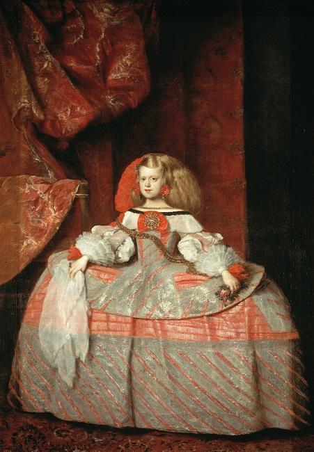 Retrato da infanta Margarida, de Velázquez