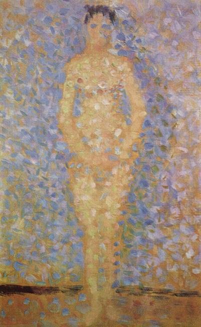 Pintor Seurat foi um dos vértices do pontilhismo