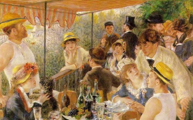 Pintura de Pierre-Auguste Renoir