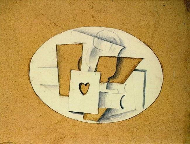 Georges Braque passou por vários movimentos artísticos