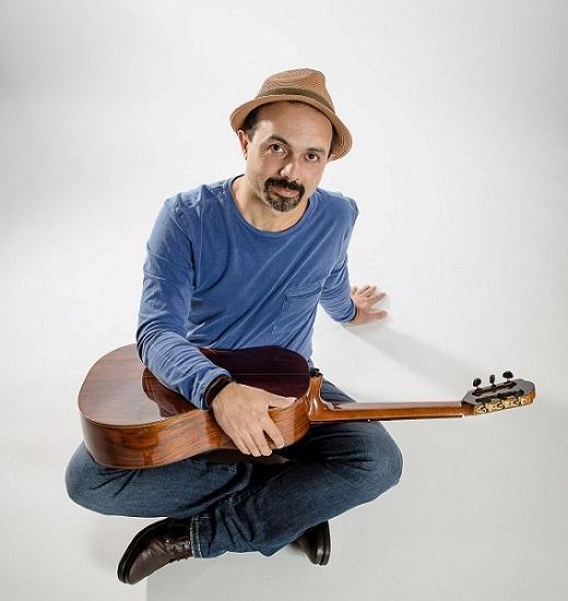 Aldo Barreto estreia em disco solo