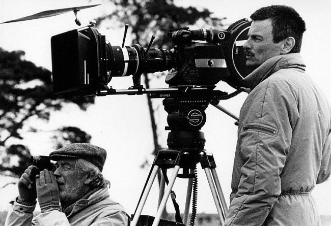 """Andrei Tarkovsky ficou célebre por filmes como """"Solaris"""" e """"O Espelho"""""""