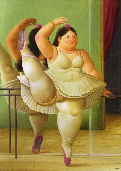 Botero criou marca indistinguível na história da arte contemporânea