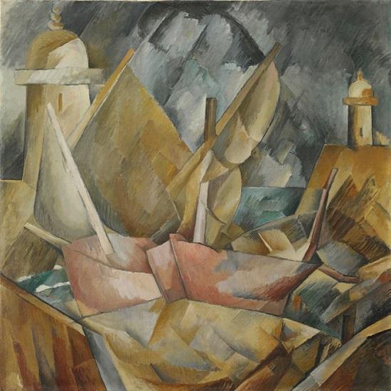 Georges Braque criou estilo único na pintura