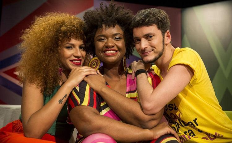 Atração é comandada por trio de apresentadores